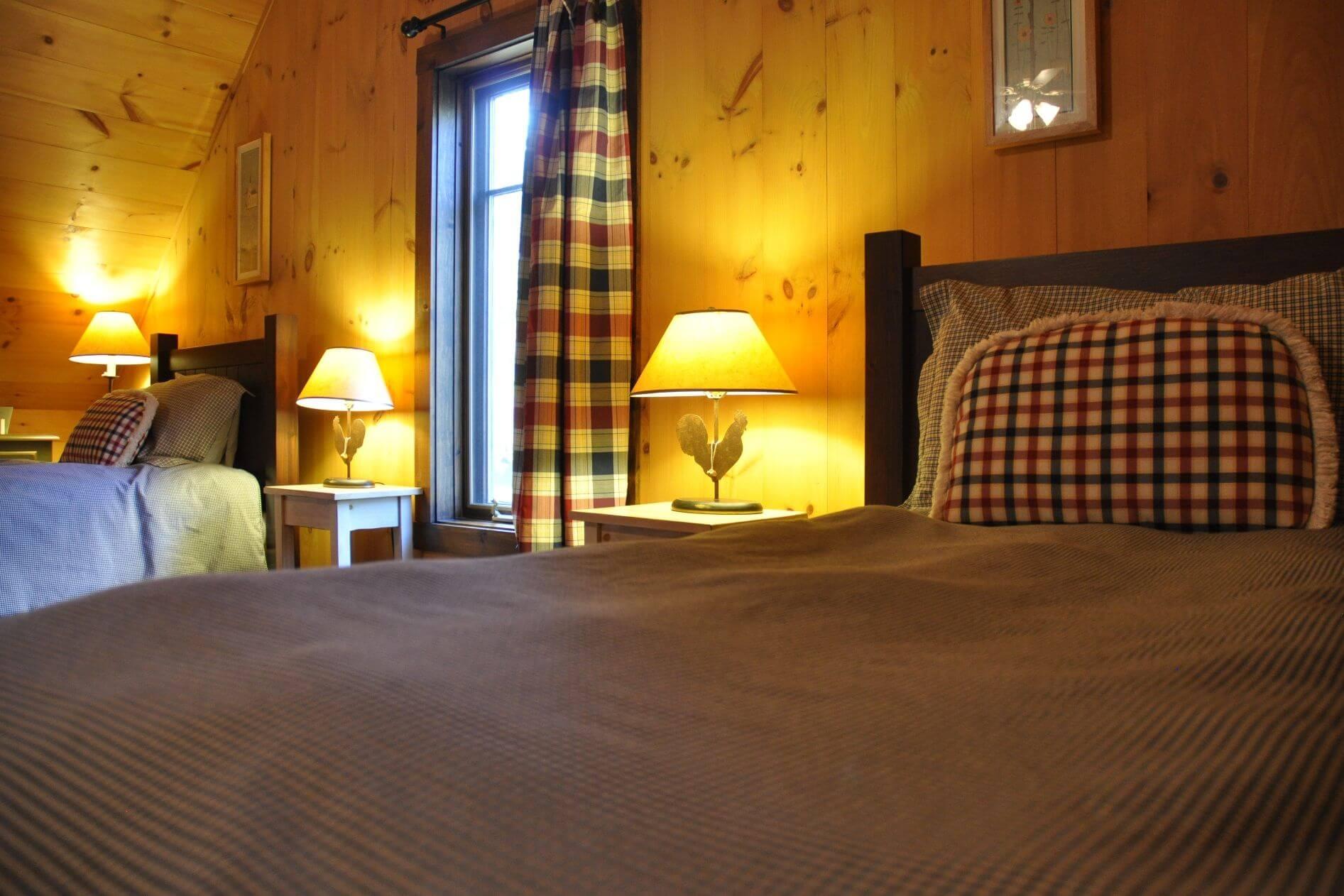 location de chalet de luxe le village windigo baskatong. Black Bedroom Furniture Sets. Home Design Ideas
