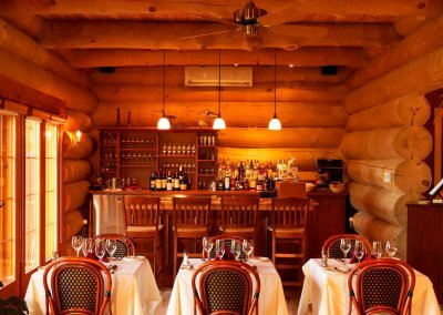 Restaurant Baskatong Les berges du windigo