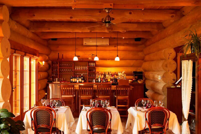 Restaurant Le village windigo quebec