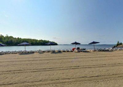 la plage le windigo