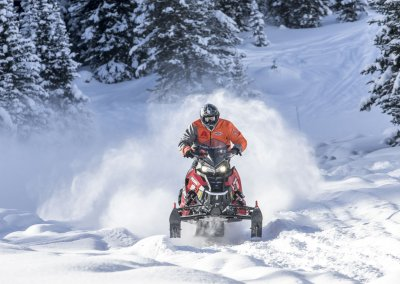Snowmobile Le Windigo Baskatong