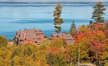 Forfaits le Windigo Quebec Canada